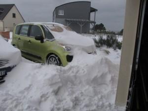 Je vous parle d'un temps... dans Le Tréport neige-12-mars-2013-013-300x225