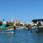 Le très pittoresque port de Marsaxlokk